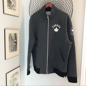 NWOT Hudson's Bay canada sweater